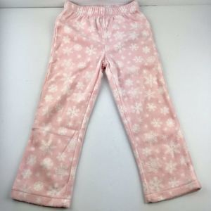 Joe Fresh Toddler Girls Pajama Pants Size 4T